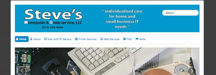 steve's computer and Web Service, LLC web site